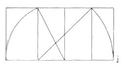Рис.7. Ле Корбюзье. Le Corbusier. Mod 1. Модулор 1