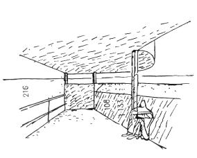 Рис. 11. Ле Корбюзье. Le Corbusier. Mod 1. Модулор 1