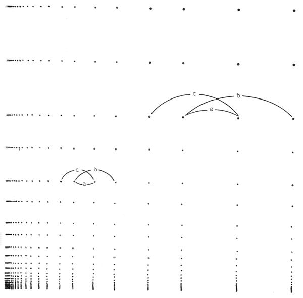 Рис. 25. Ле Корбюзье. Le Corbusier. Mod 1. Модулор 1