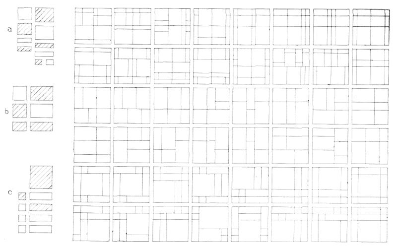 Рис. 27. Ле Корбюзье. Le Corbusier. Mod 1. Модулор 1