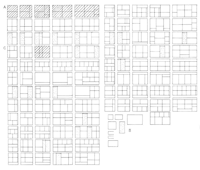 Рис. 31. Ле Корбюзье. Le Corbusier. Mod 1. Модулор 1