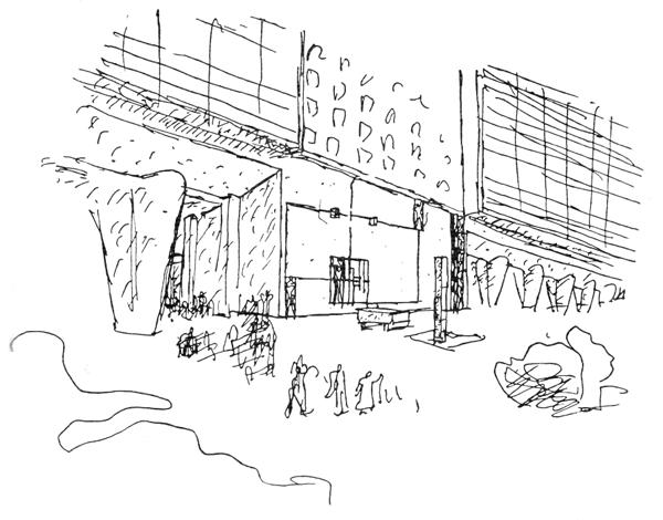 Рис. 45. Ле Корбюзье. Le Corbusier. Mod 1. Модулор 1