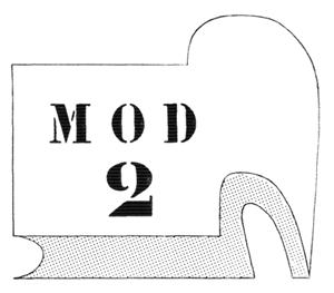 Ле Корбюзье. Le Corbusier. Mod 2. Модулор 2