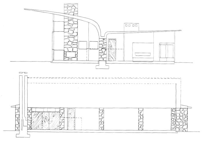 Рис. 11. Ле Корбюзье. Le Corbusier. Mod 2. Модулор 2