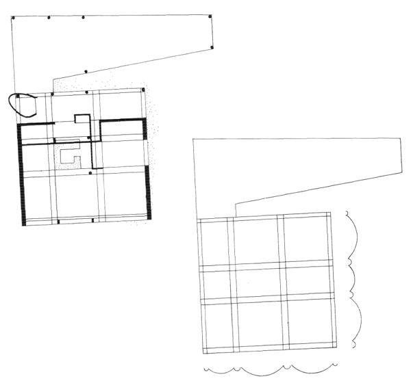 Рис. 13. Ле Корбюзье. Le Corbusier. Mod 2. Модулор 2