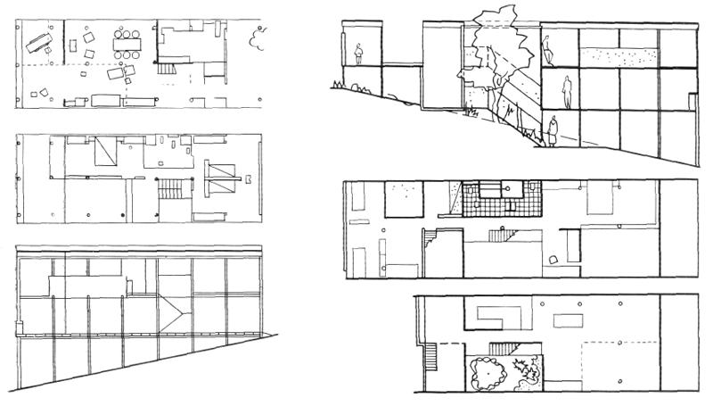 Рис. 18. Ле Корбюзье. Le Corbusier. Mod 2. Модулор 2