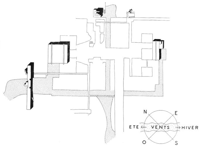 Рис. 21. Ле Корбюзье. Le Corbusier. Mod 2. Модулор 2