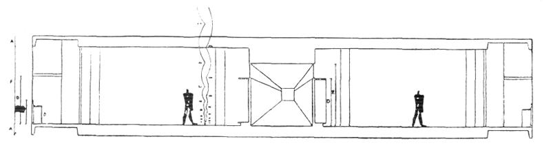 Рис. 32. Ле Корбюзье. Le Corbusier. Mod 2. Модулор 2