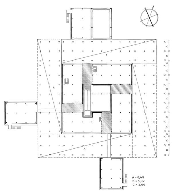 Рис. 39. Ле Корбюзье. Le Corbusier. Mod 2. Модулор 2