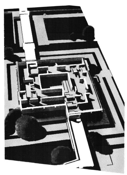 Рис. 40. Ле Корбюзье. Le Corbusier. Mod 2. Модулор 2