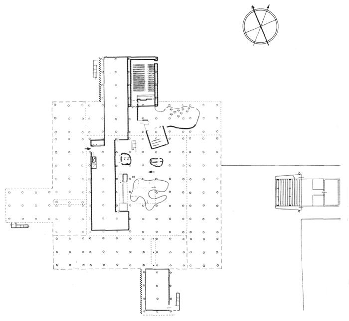 Рис. 41. Ле Корбюзье. Le Corbusier. Mod 2. Модулор 2