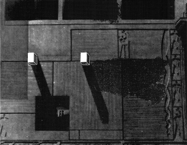 Рис. 53. Ле Корбюзье. Le Corbusier. Mod 2. Модулор 2