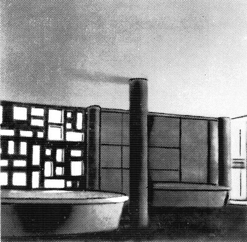 Рис. 54. Ле Корбюзье. Le Corbusier. Mod 2. Модулор 2