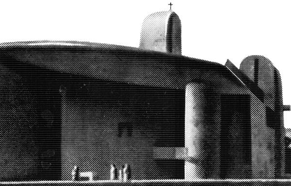 Рис. 57. Ле Корбюзье. Le Corbusier. Mod 2. Модулор 2