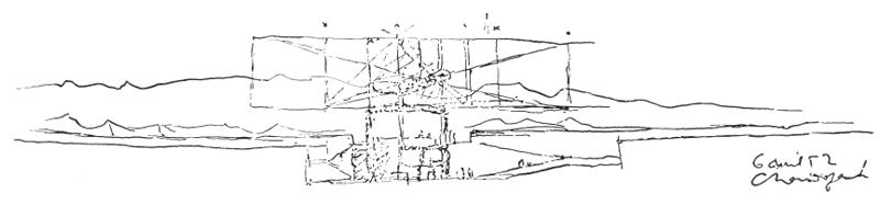 Рис. 58. Ле Корбюзье. Le Corbusier. Mod 2. Модулор 2