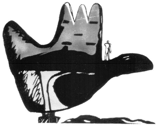 Рис.62. Ле Корбюзье. Le Corbusier. Mod 2. Модулор 2