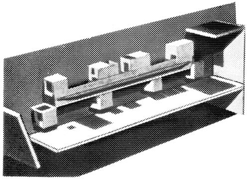 Рис.64. Ле Корбюзье. Le Corbusier. Mod 2. Модулор 2
