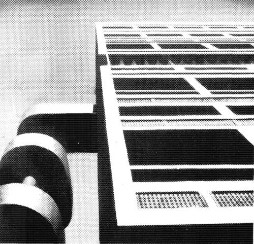 Рис. 68. Ле Корбюзье. Le Corbusier. Mod 2. Модулор 2