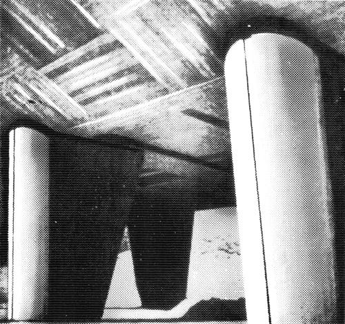 Рис. 71. Ле Корбюзье. Le Corbusier. Mod 2. Модулор 2