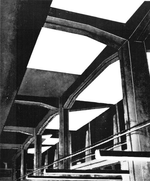 Рис. 74. Ле Корбюзье. Le Corbusier. Mod 2. Модулор 2